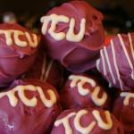 Great TCU Cake Balls ... Go Frogs!